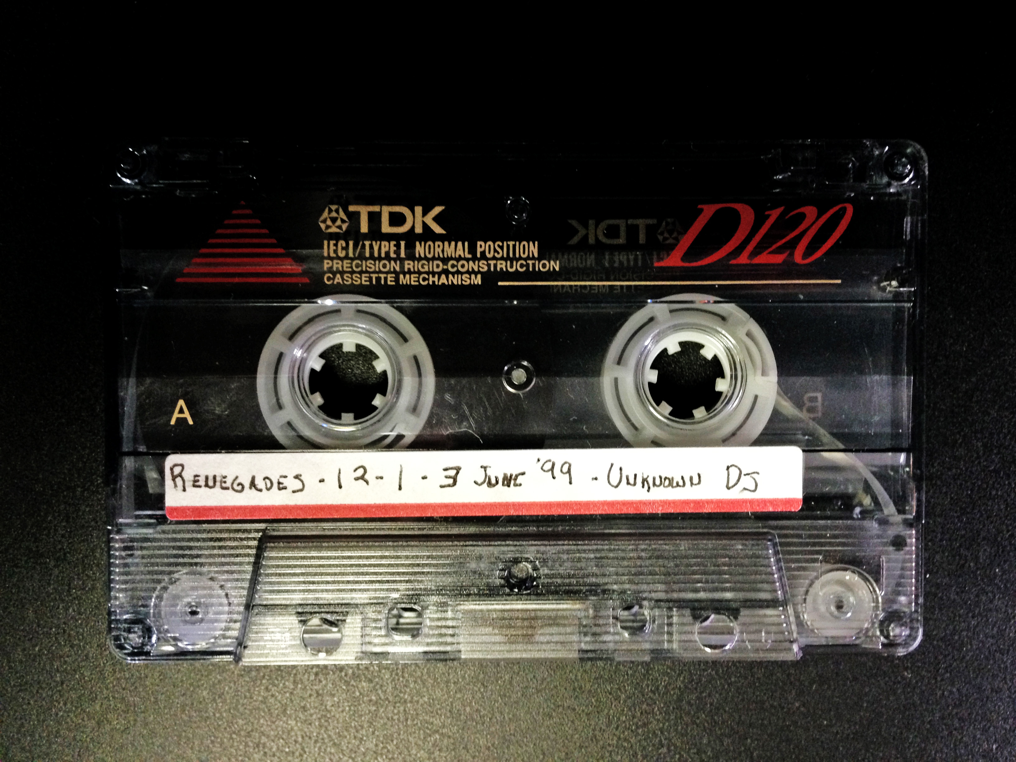 Original Unknown DJ's, The - Break Beats 8