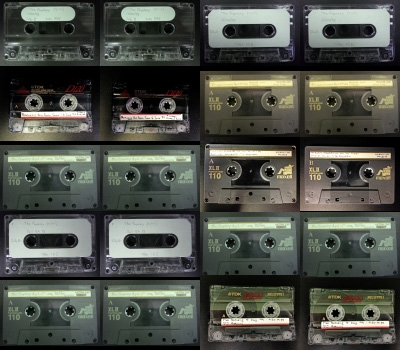 Top Old School Jungle Tapes of 2014