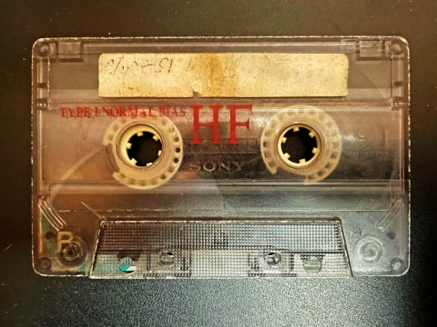 1998.12.02 - Mental Atmospheres with DJs Cosmic John & Dino spinning Slip & Slide Live @ Vinyl Syndicate Side A