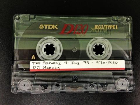 1999.07.04.The Prophecy DJ Prime DJ Marcus Side A
