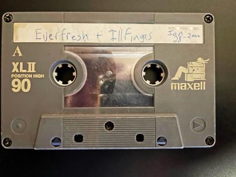 2000.01.28 - Everfresh, Illfingas & Caddy Cad - Side A (Dan)
