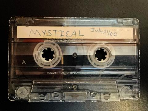 2000.07.21 Renegade Airwaves - Mystical Influence - Thru the Mirror - Side A - Dan