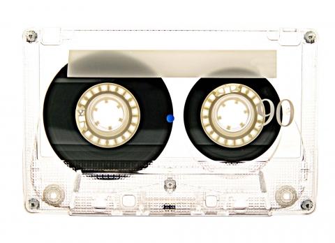 90 Minute Cassette Tape